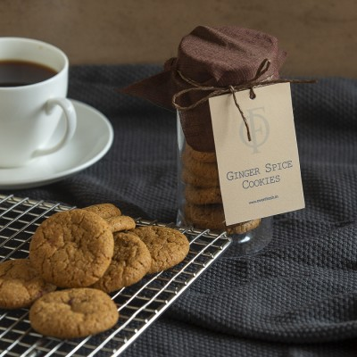 Ginger Spice Cookies 150gms
