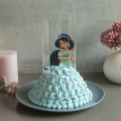 Jasmine in Blue Dress Pull Me up Cake 750gms