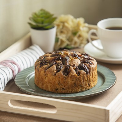 Date and Walnut Cake 400gms
