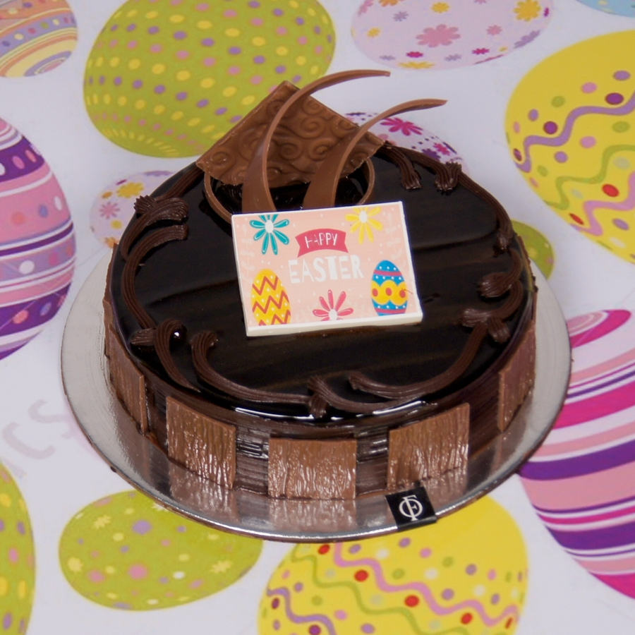 Easter chocolate dutch truffle 500gms