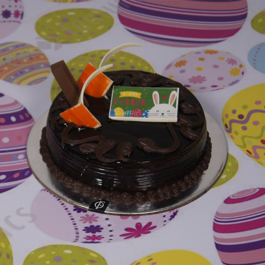 Easter Chocolate KitKat cake  500gms