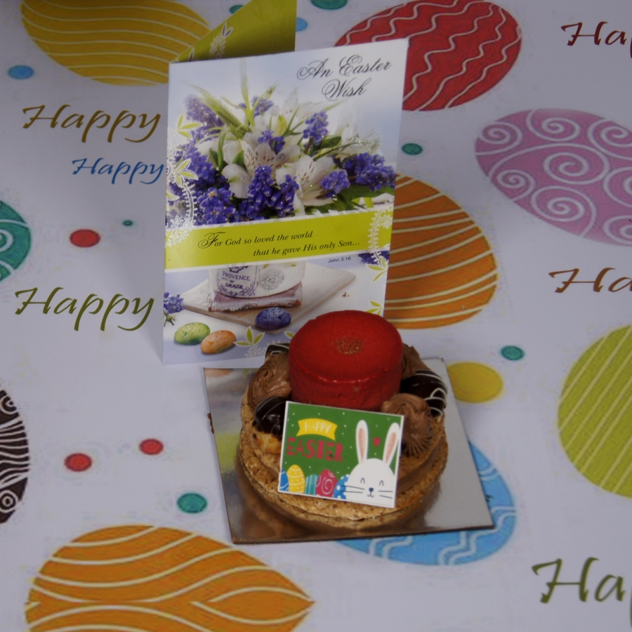 Easter Desire 3(Contains Egg) 250gms with card