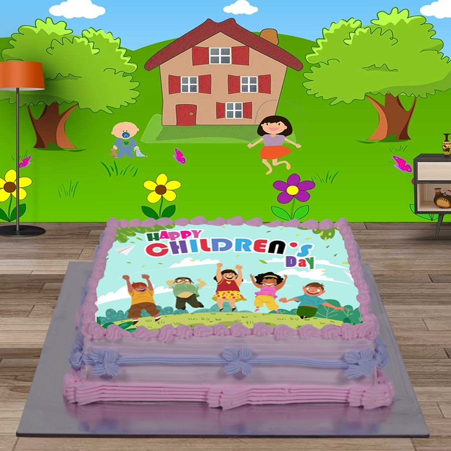 Happy Childrens cloudy day 500gms