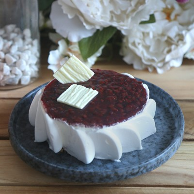 Raspberry Feta Cheese cake 300gms