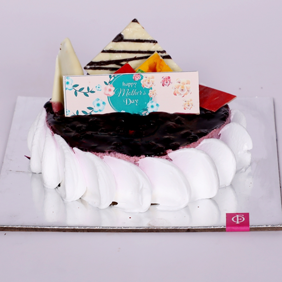 Mother Day  Blueberry cheese cake 500gms