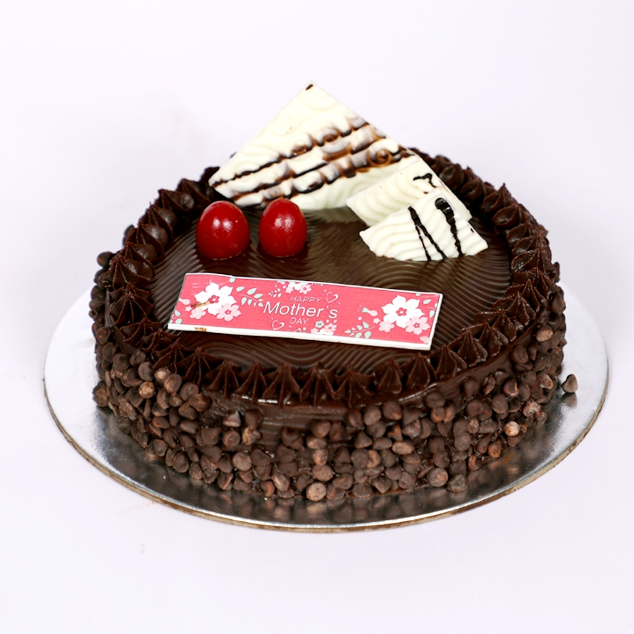 Mothers day Chocolate Chip dutch truffle cake 500gms