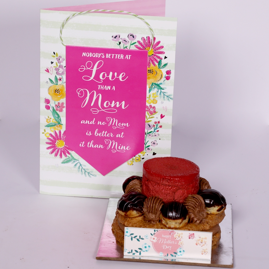 Mothers Day Desire 3 with card