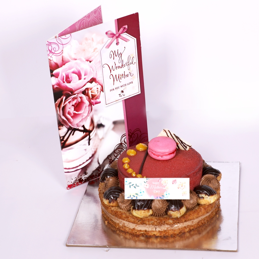 Mothers day Desire3 - 1kg with card