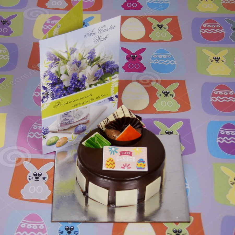 Royale Chocolate Mousse 500gms with card