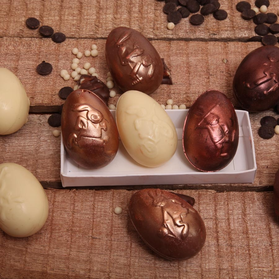 Easter Small Eggs (3 piece)