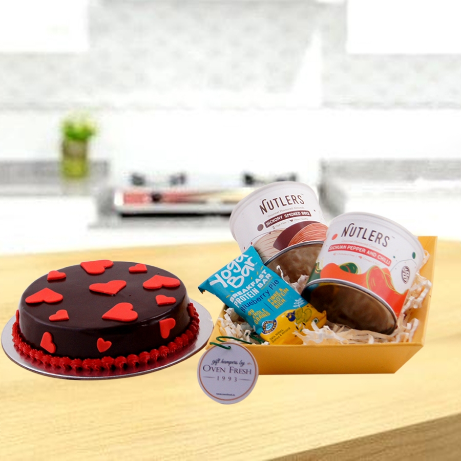 The Dutch Truffle Love Cake Combo - GHC004